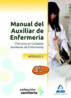 temario oposiciones manual del auxiliar de enfermeria. modulo ii 9788467685022