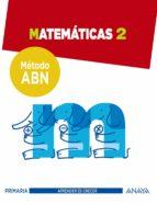 matemáticas 2 abn. 9788467863222