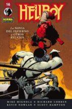 hellboy: la novia del infierno y otros relatos-richard corben-9788467908022