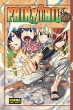 fairy tail (vol. 29) hiro mashima 9788467910322