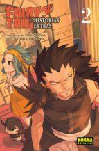 fairy tail.  historias extras 2 hiro mashima kyouta shibano 9788467931822