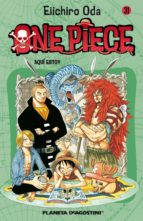one piece nº 31-eiichiro oda-9788468471822