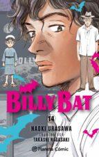billy bat nº 14 naoki urasawa takashi nagasaki 9788468476322