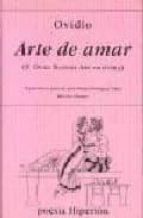 arte de amar (p. ovidi nasonis ars amatoria)-publio ovidio nason-9788475175522