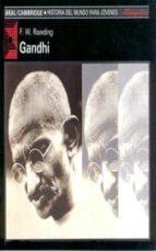 gandhi f. w. rawding 9788476006122