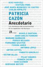 anecdotario-patricia cazon-9788476697122