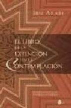el libro de la extincion en la contemplacion 9788478085422