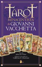 tarot renacentista de giovanni vachetta (estuche libro + cartas)-julian m. white-9788478088522