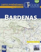 bardenas (cartes pyreneennes)(1:25000)-9788482166322