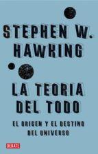 la teoría del todo (ebook)-stephen w. hawking-9788483068922