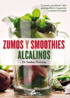 zumos y smoothies alcalinos-stephan domenig-9788484456322