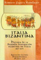 italia bizantina-roberto zapata-9788487724022