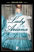 lady ariana (ebook) nieves hidalgo 9788490198322