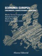 economía europea maria teresa costa campi 9788491041122