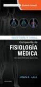 guyton y hall. compendio de fisiología médica 13ª ed (incluye acceso a studentconsult.com)-john e. hall-9788491130222