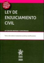 Ley de enjuiciamiento civil 2016 Descarga gratuita ebook pdf search