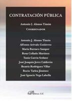 contratacion publica antonio j. alonso timon 9788491486022