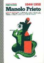 manolo prieto. novelas y cuentos. antologia de portadas 1944-1958-manolo prieto-9788494551222