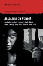 assassins de ponent-ramona sole-9788494582622