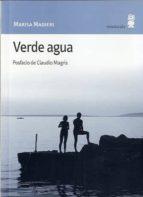 verde agua (7ª ed.) marisa madieri 9788495587022