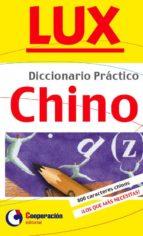 diccionario practico lux chino-clara alonso-9788495920522