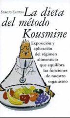 la dieta del metodo kousmine-sergio chiesa-9788496707122