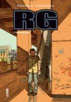 rg nº 1: riyad-sur-seine-pierre dragon-frederik peeters-9788496815322