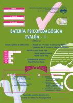 bateria psicopedagogica evalua 1 jesus et al. garcia vidal 9788497270922
