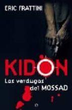 kidon: los verdugos del mossad-eric frattini-9788497344722