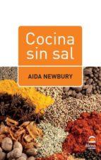 cocina sin sal aida newbury 9788498272222
