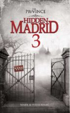 hidden madrid 3 marco besas peter besas 9788498733822