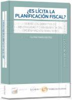 ¿es ilícita la planificación fiscal? gloria marin benitez 9788498986822