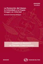 proteccion del honor, la intinidad y la propia imagen en internet-salvador contreras navidad-9788499039022