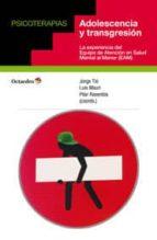 adolescencia y transgresión-pilar raventos saenz-9788499215822