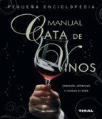 manual cata de vinos 9788499280622