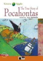 the true story of pocahontas. book + cd 9788877549822