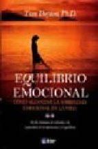 equilibrio emocional: como alcanzar la sobriedad emocional en la vida-trian dayton-9789501745122