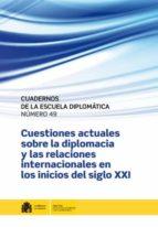El libro de Cuadernos de la escuela diplomatica nº 49 autor VV.AA. EPUB!