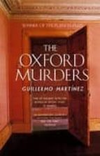 the oxford murders-guillermo martinez-9780349117232
