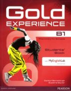 gold experience b1 students  book with dvd-rom/mylab pack (examenes)-9781447961932