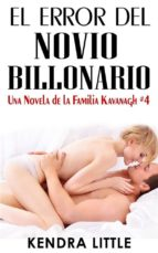 el error del novio billonario (ebook)-kendra little-9781547500932