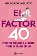 el factor 40 (ebook)-milagros agurto-9786123193232