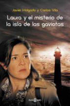 laura y el misterio de la isla de las gaviotas-carlos vila-javier holgado-9788401342332