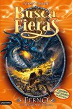 buscafieras 1: ferno, el dragon de fuego-adam blade-9788408077732