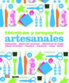 (pe) técnicas y proyectos artesanales-9788415317432