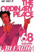 bleach nº 68: the ordinary peace-tite kubo-9788415830832