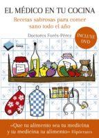 el mã©dico en tu cocina (ebook) jordi fores maria perez 9788415880332