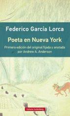 poeta en nueva york- rústica-federico garcia lorca-9788416252732