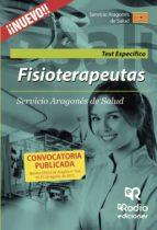 fisioterapeutas: temario materia especifica: test-9788416506132