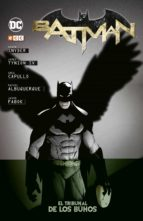 batman: el tribunal de los búhos (4ª edición) james tynion iv scott snyder 9788417509132